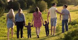 Family photo session Crowborough