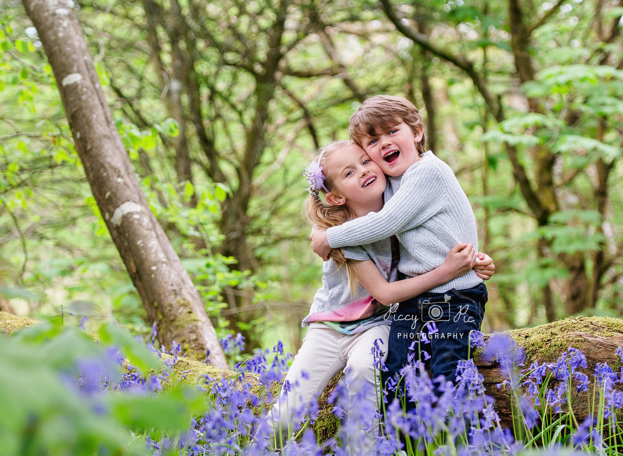 brother and sister photoshoot Crowborough