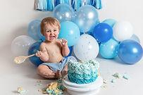 cake smash Hailsham