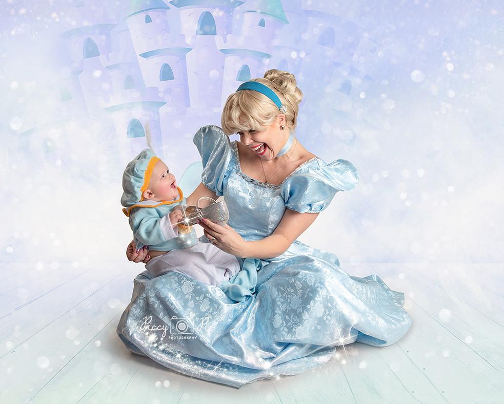 Princess photoshoot, princess parties east sussex, kent