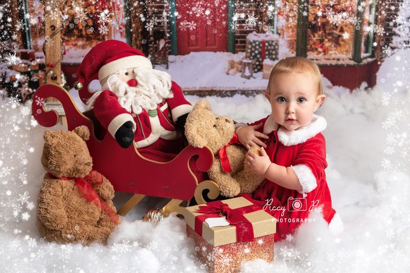 Christmas photoshoot crowborough Hailsha