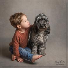 Dog photography portrait Crowborough