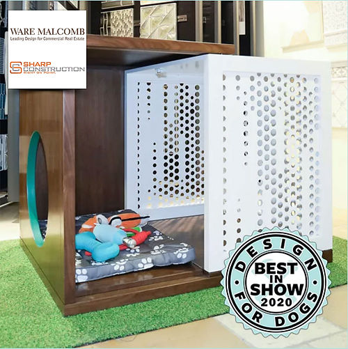 Design for Dogs 2020 Best In Show Award Winner