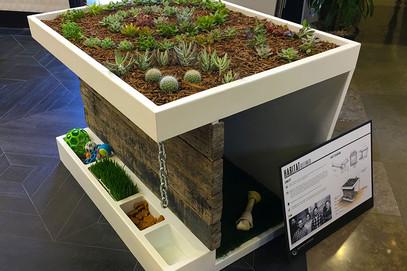 2016 Designer Dog House Entry