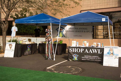 Shop AAWL Booth