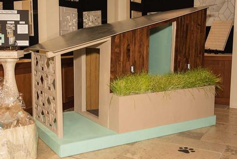 2015 Designer Dog House Entry