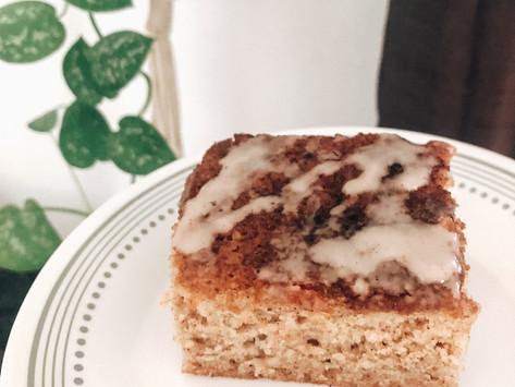 Easy Vegan Spice Cake