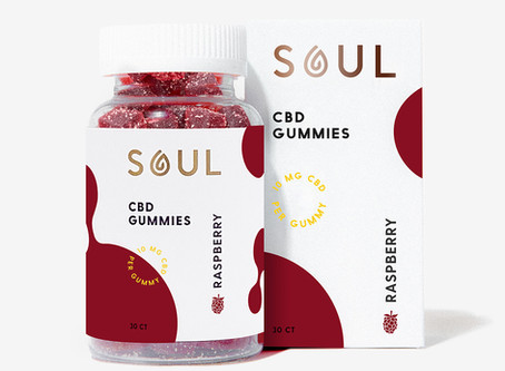 the NAKED LIST: My Soul CBD Gummies