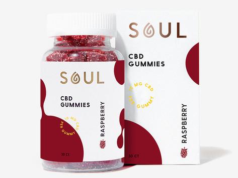 the NAKED LIST: My Soul CBD Gummies