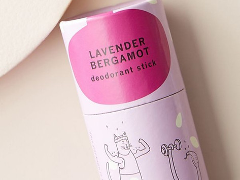 The How To: Shopping Natural Deodorant