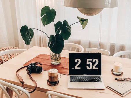 4 Things You Didn't Know You Needed While Working From Home