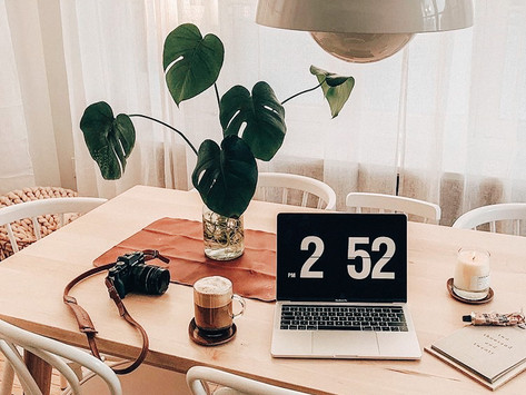 the Naked List: 4 Things You Didn't Know You Needed While Working From Home