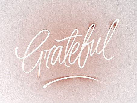 Finding Gratitude In Times of Uncertainty
