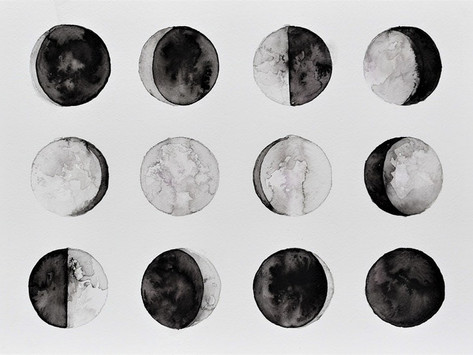 Using The Moon Phases For Manifestation Goal Setting