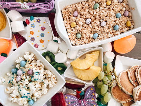 Low Waste Holiday: Easter Bunny Brunch