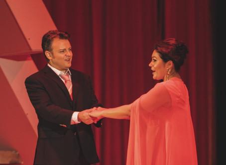 Ailyn Pérez and Dmytro Popov in La Rondine at Maggio Musicale Fiorentino