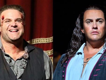 Joseph Calleja & Erwin Schrott in Tosca at the Bayerische Staatsoper