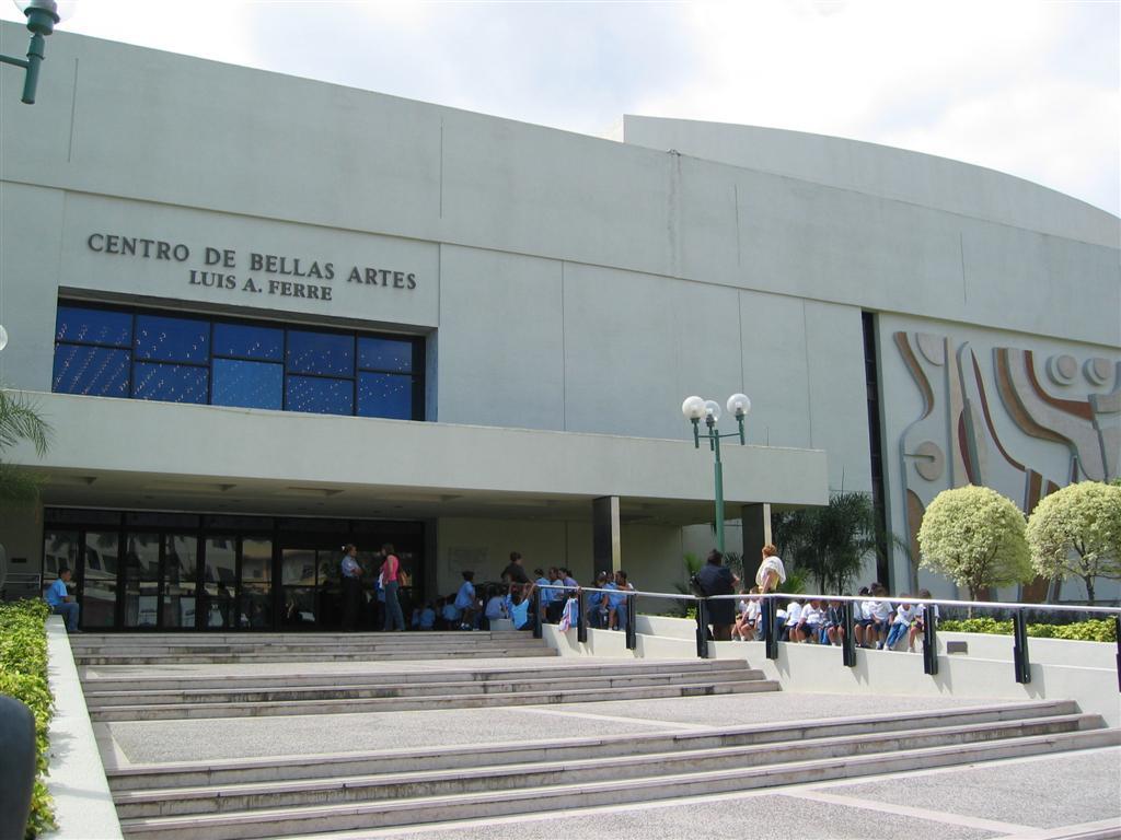 Bellas Artes Luis Ferré, San Juan