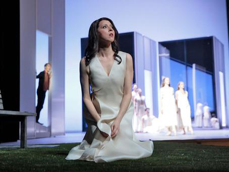 Lisette Oropesa in Orpheus and Eurydice at the LA Opera