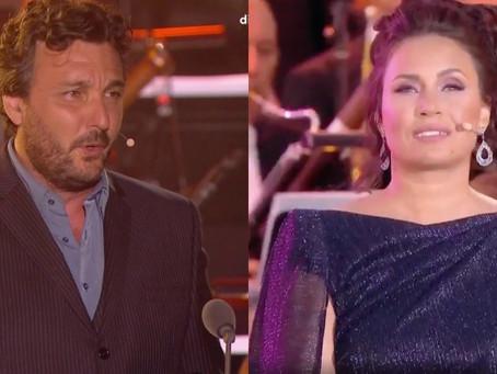 Sonya Yoncheva & Ludovic Tézier at Le concert de Paris