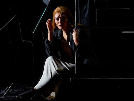 Ailyn Pérez in La Traviata at Opéra National de Paris
