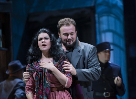 Stefan Pop in La Bohème at Opéra Royal de Wallonie-Liège