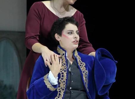 Emily D'Angelo makes Bayerische Staatsoper debut