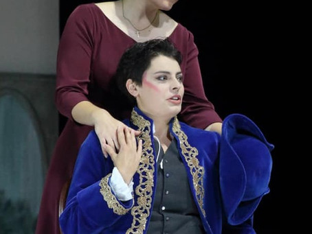 Emily D'Angelo makes Bayerische Staatsoper debut