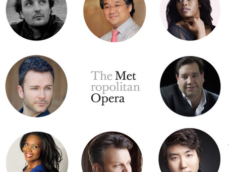 Twenty-Eight Operalia Winners in The Metropolitan Opera's 2020/21 Season