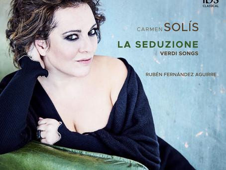"Carmen Solís: ""La Seduzione"""