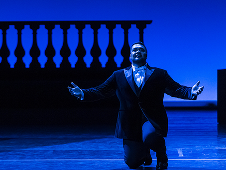 Pene Pati in Roméo et Juliette at Opéra National de Bordeaux