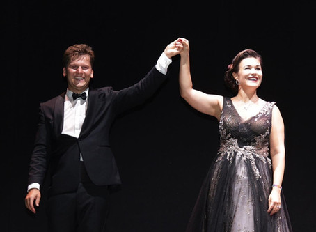 Rossini Opera Festival: Olga Peretyatko, Dmitry Korchak and Davide Giusti
