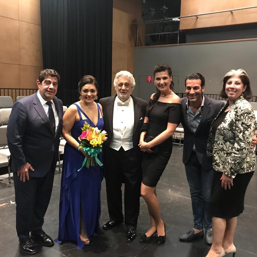 Alvaro Domingo, Placido Domingo, Ailyn P