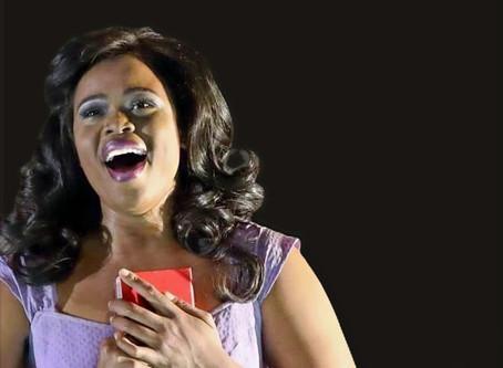 Pretty Yende in L'elisir d'amore at Bayerische Staatsoper