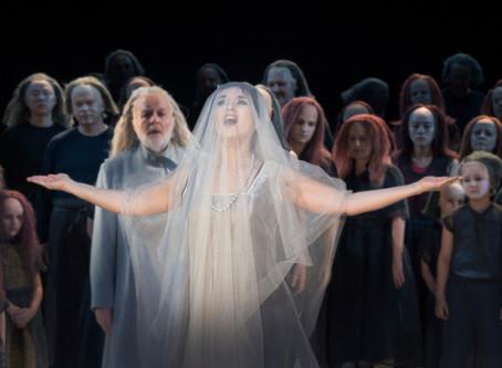 Olga Peretyatko in Les Pêcheurs de Perles at Staatsoper Unter den Linden