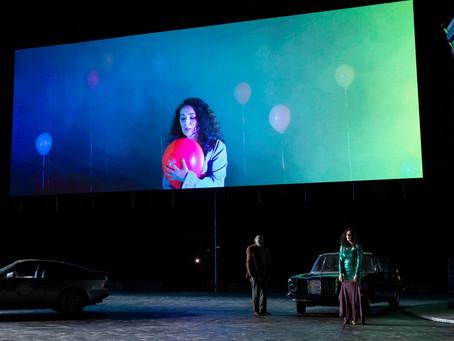 Rosa Feola in Rigoletto at Circo Massimo