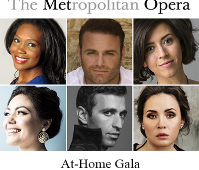 Six Operalia Winners to perform at the Metropolitan Opera At-Home Gala