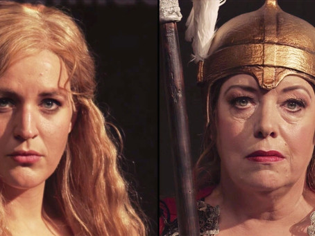 Nina Stemme & Lise Davidsen in The Valkyrie at Deutsche Oper Berlin