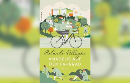 """Rolando Villazón: """"Amadeus auf dem Fahrrad"""""""