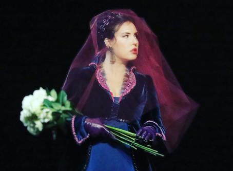 Sonya Yoncheva in Tosca at the Bayerische Staatsoper