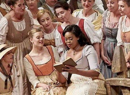 Pretty Yende makes her debut at the Wiener Staatsoper