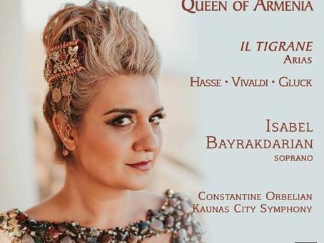"Isabel Bayrakdarian: ""The Other Cleopatra"""