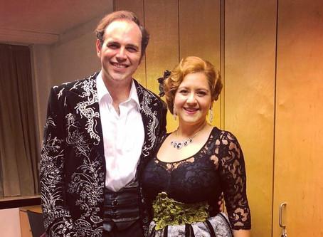 Adriana Gonzalez makes German debut at Oper Frankfurt