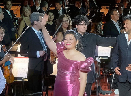 Hui He: Rossini Gala at Arena di Verona