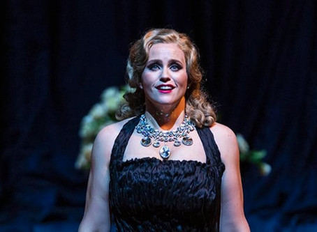 Rachel Willis-Sørensen in La Traviata at Opéra national de Bordeaux