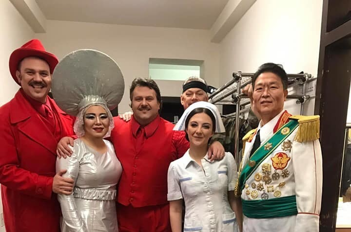 Cast Turandot Bologna