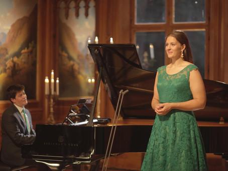 Lise Davidsen in the Metropolitan Opera's Met Stars Live in Concert series