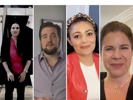 Sonya Yoncheva, Ailyn Pérez, Ana María Martínez and Brian Jagde featured in the New York Times