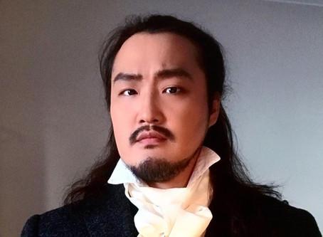 Konu Kim in Rigoletto at the Royal Swedish Opera