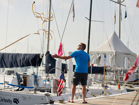 NAUTIC-ON™ Official Sponsor of 2018 Chicago Yacht Club Race to Mackinac® presented by Wintrust